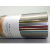 Cricut  Vinyl METALLICS Sampler Vinyl Roll   Six Sheets 30cm x 30cm  20-02683
